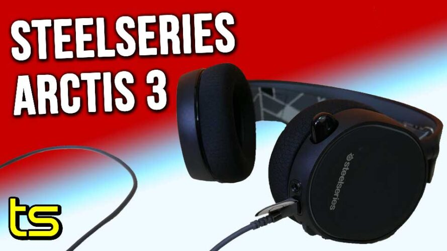 Steelseries Arctis 3: It's good, but a little quiet. Discontinued surround?