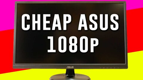BUDGET Asus VA249HE- a 24″ 1080p good for gaming?