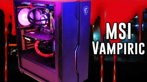 BLOODY good… MSI Vampiric 010 Case Review