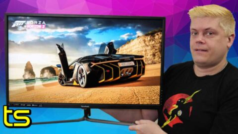 How GOOD is the ViewSonic VX3211-4K? TESTED