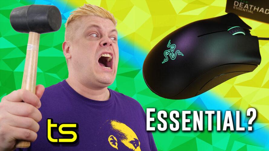 Razer Deathadder Essential, tempting at $30?