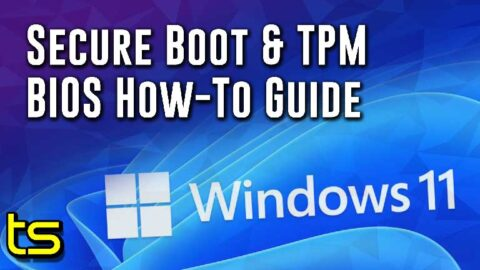 Enable Secure Boot & TPM for Windows 11: BIOS How To Guide!