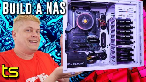 Best parts for a Media Editing NAS/How to Build 2021